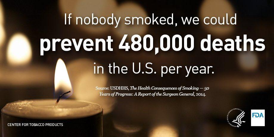 Tobacco Nicotine - If Nobody Smoked: