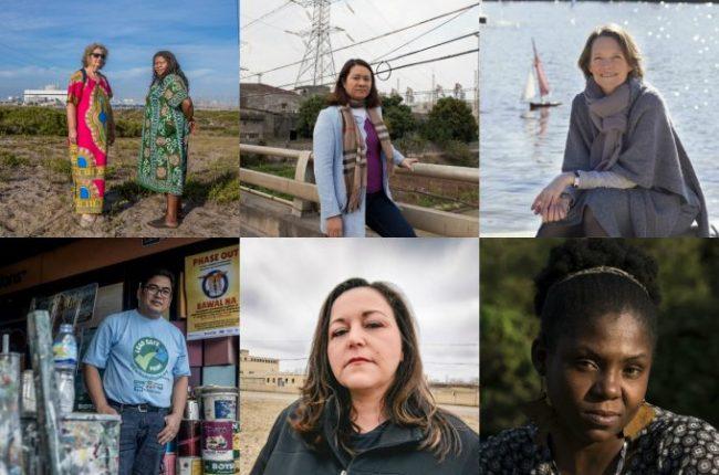 Goldman Environmental Prize Winners