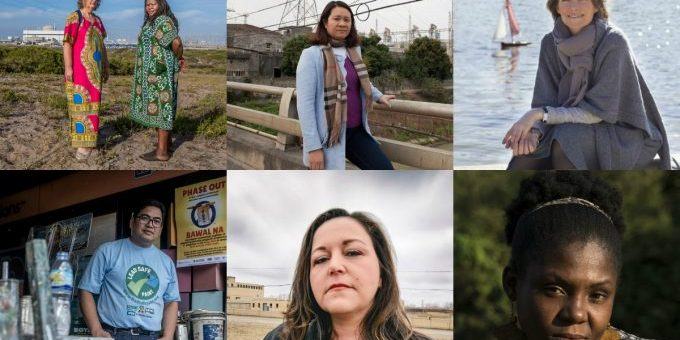 Goldman Environmental Prize Winners