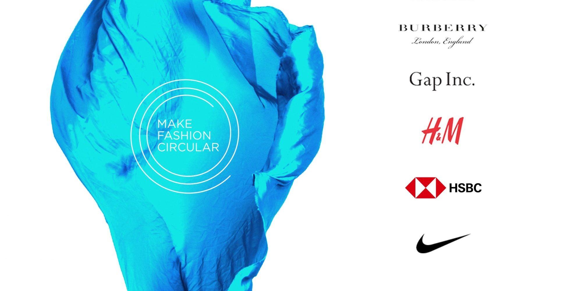 Make Fashion Circular Poster
