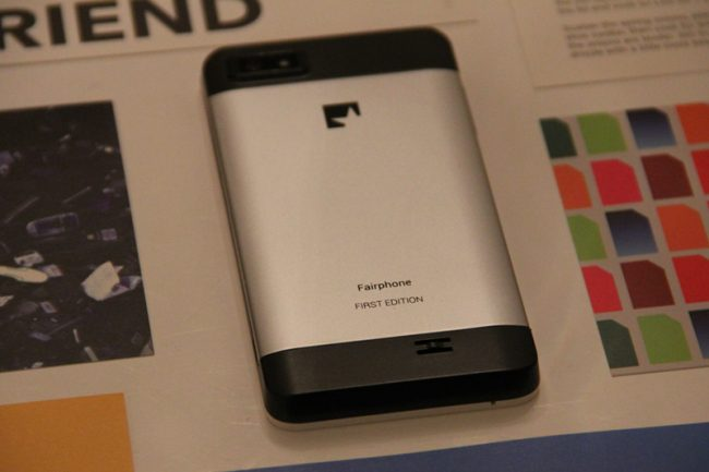Fairphone - First Edition