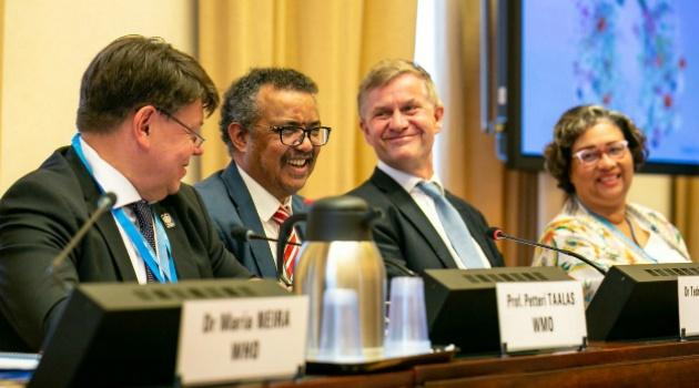UNEP, WHO & WMO