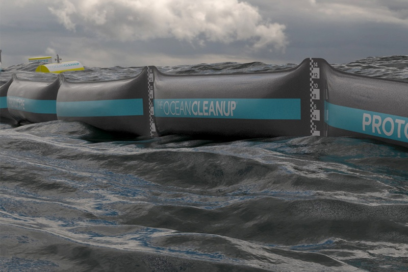 Pacific garbage patch - ocean cleanup