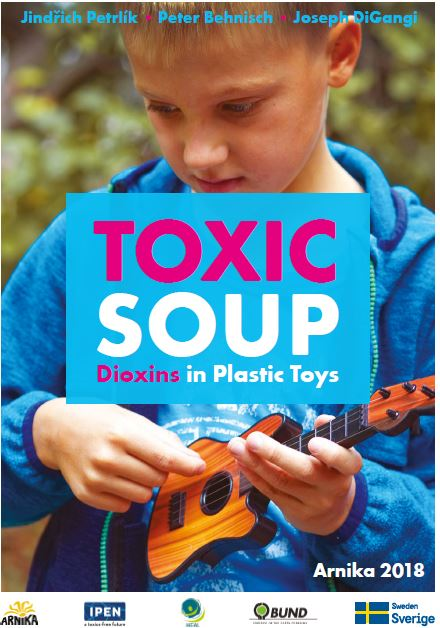 toxics in plastics - Toxic Soup Cover