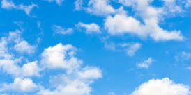 clouds in sky image