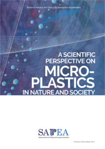 Micro-Plastics Report Cover