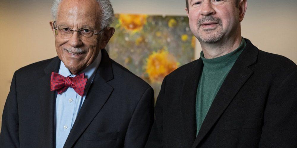 Tyler Prize Winners - Warren Washington & Michael Mann
