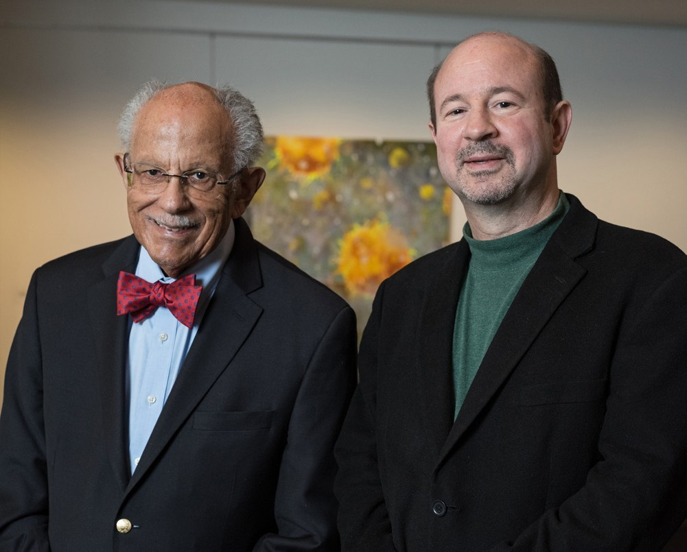 Tyler Prize Winners - Warren Washington & Michael Mann