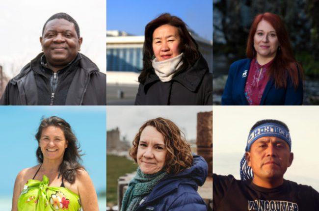 2019 Goldman Environmental Prize Winners