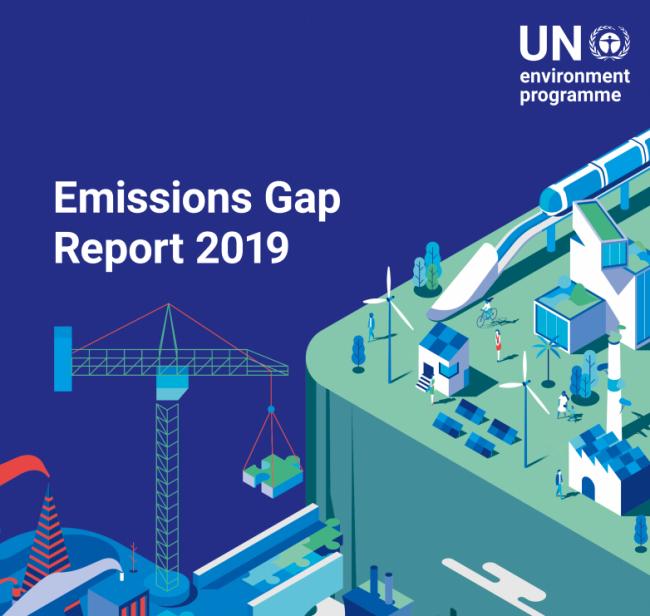 Emissions Gap Report